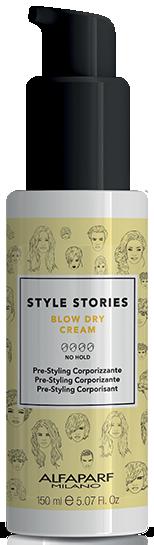 Blow Dry Cream